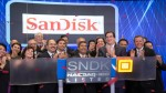 SanDisk Market Open 27Aug13