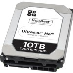 Western Digital's 10TB Ultrastar He HDD