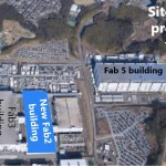 Toshiba's Yokkaichi Manufacturing Complex