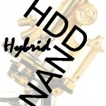 Hybrid HDD - An HDD with a NAND Flash Cache