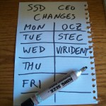 SSD Companies that Changed their CEOs Sept 17-19