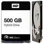 Western Digital's new hybrid HDD is only 5mm thick