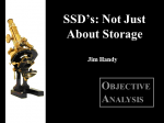 Objective Analysis Presents at BrightTalk Enterprise Storage Summit