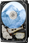 HGST's 10TB Shingled HDD