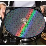 Wafer Scale HDD